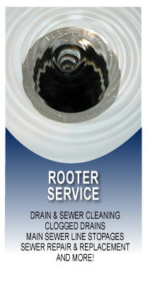 Drains, Sewers, Clogged Drains, Main Line Sewer Stoppages, Sewer Repair and Replacement