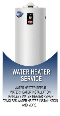 Water Heater Maintenance, Repair and Replacement
