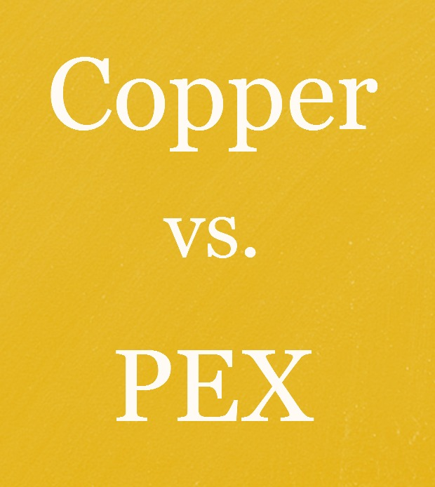 Copper vs pex daniel cordova plumbing daniel cordova for Pex versus copper