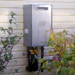 Tankless Water Heater Services in West Covina