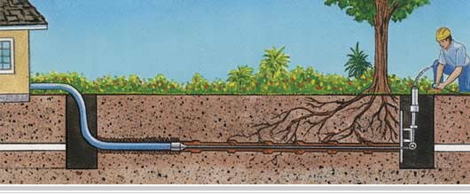 Trenchless Sewer Pipe Repair Services in West Covina