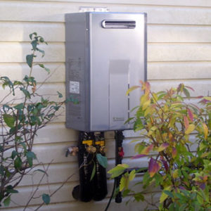 West Covina Tankless Water Heater